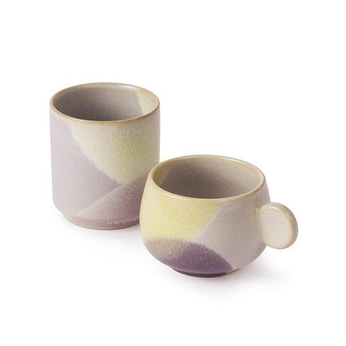 Sunrise  Coffee Cup and Mug set 2pcs