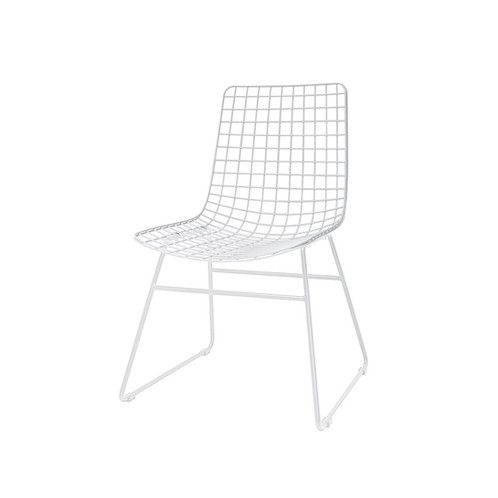 Mesh Metal Dining Chair Set Of 2, These Minimalist Industrial Hoxton Style Dining  Chairs Are Perfect For Loft Living And Modern Life.