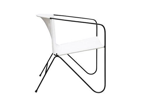 White Lagom Arm Chair