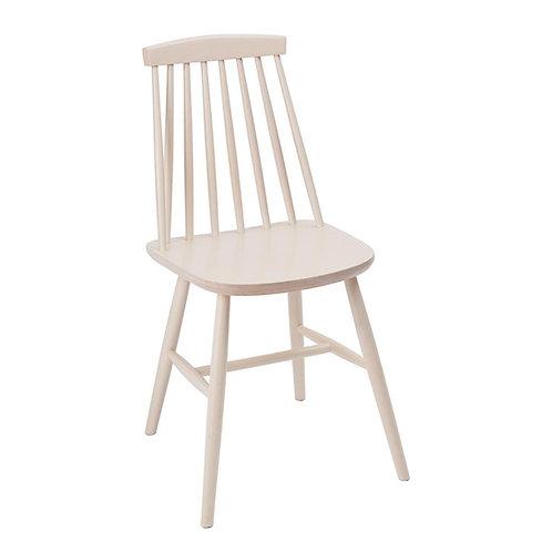 Set x 2 - Windsor Style Retro Wood Farmhouse Dining Chair