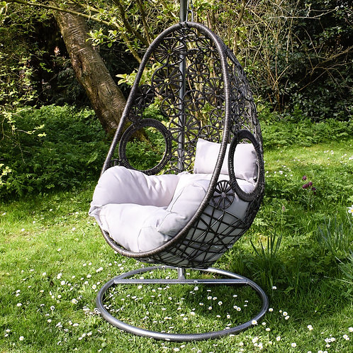 Baha Egg Indoor Outdoor Swing Chair