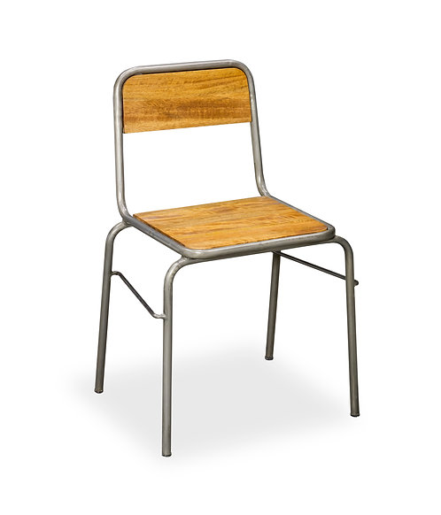 Ivy Industrial Dining Chair