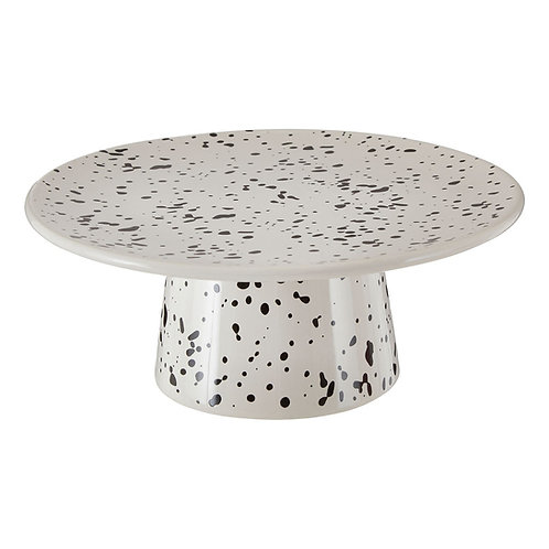 Speckled Cake Stand