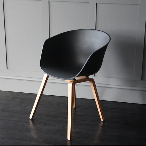 Dark Interiors - Danish-Style-Dining-Arm-Chair-Colours