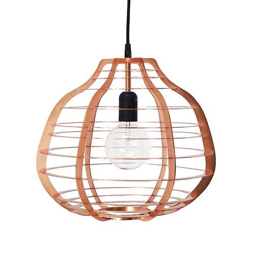 Copper Ghost Pendant Lamp