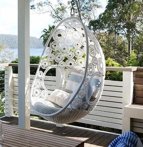 Indoor Outdoor Baha Basket Chair - Swing Chair