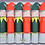 Thumbnail: Box 6 Santas Elves Crackers