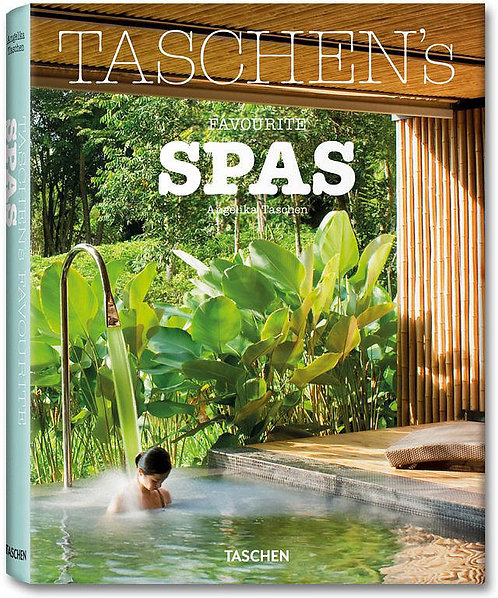 Great Spa Retreats Book