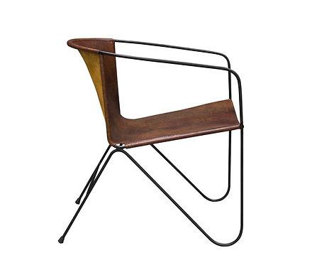 Tan Lagom Arm Chair
