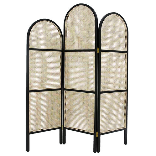 Candace Cane Curved Screen - Black