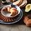 Thumbnail: Breakfast Bowl - White glazed Stoneware
