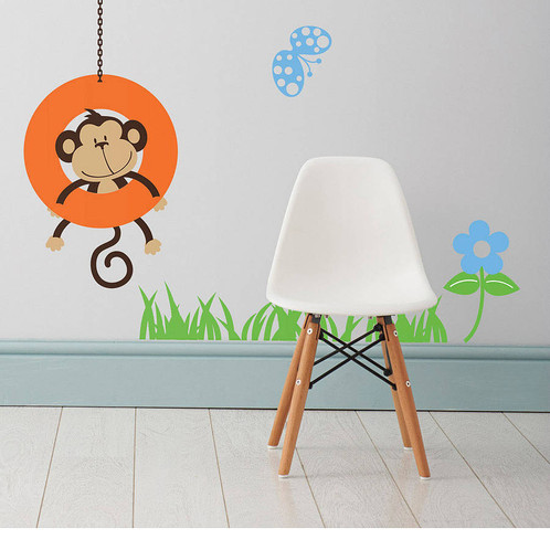 Fun Kids Chair Eames Style Best Contemporary Modern Furniture