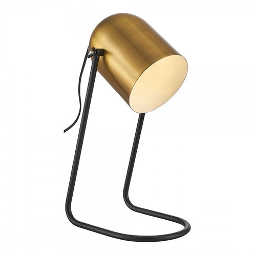 Brass Desk Lamp also in Copper