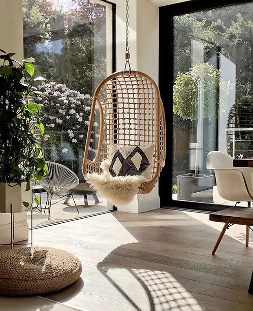 Hanging Chair Swing - Natural