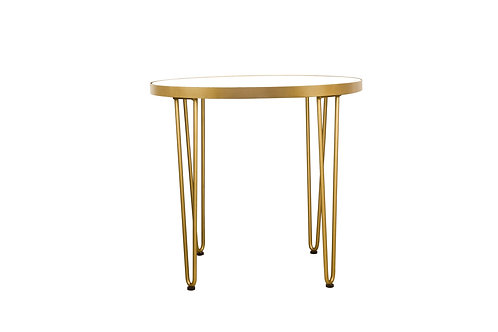 Hollywood Hairpin Side Table