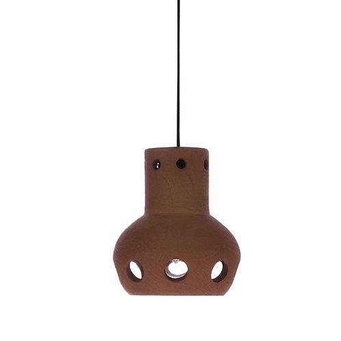 Terracotta Bud Pendant Lamp