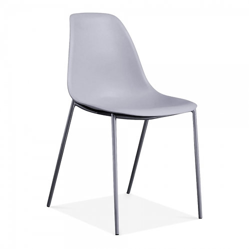 Becca Modern Desk or Dining Side Chair