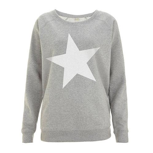 Star - 100% Organic Sweatshirt