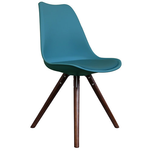 Tripod Leg Dining Chair, Scandi Style