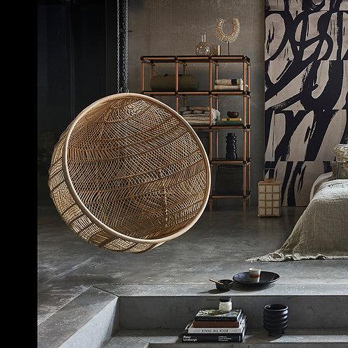 Bali Rattan Hanging Nest Ball Chair