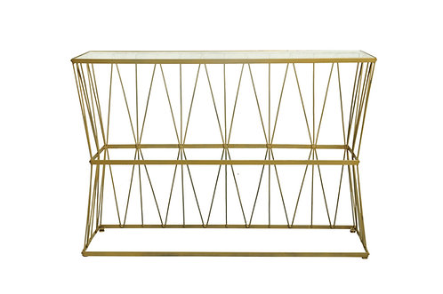 Hollywood Glamour Console Table