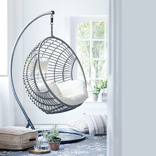 Cool Hanging Basket Chair  - Swing