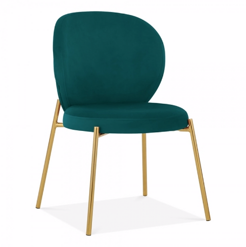 Emerald Esme Dining Chair