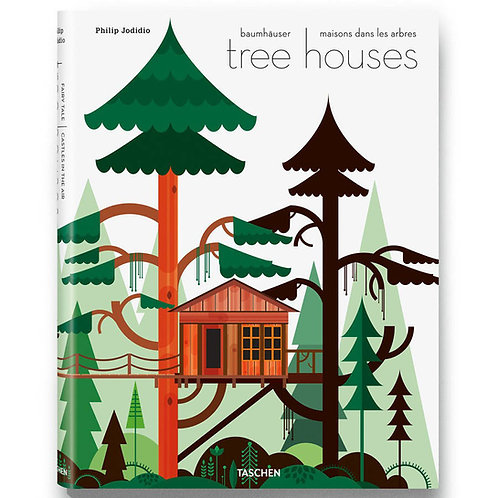 Children's 'Tree Houses, Fairy Tale Castles In The Air