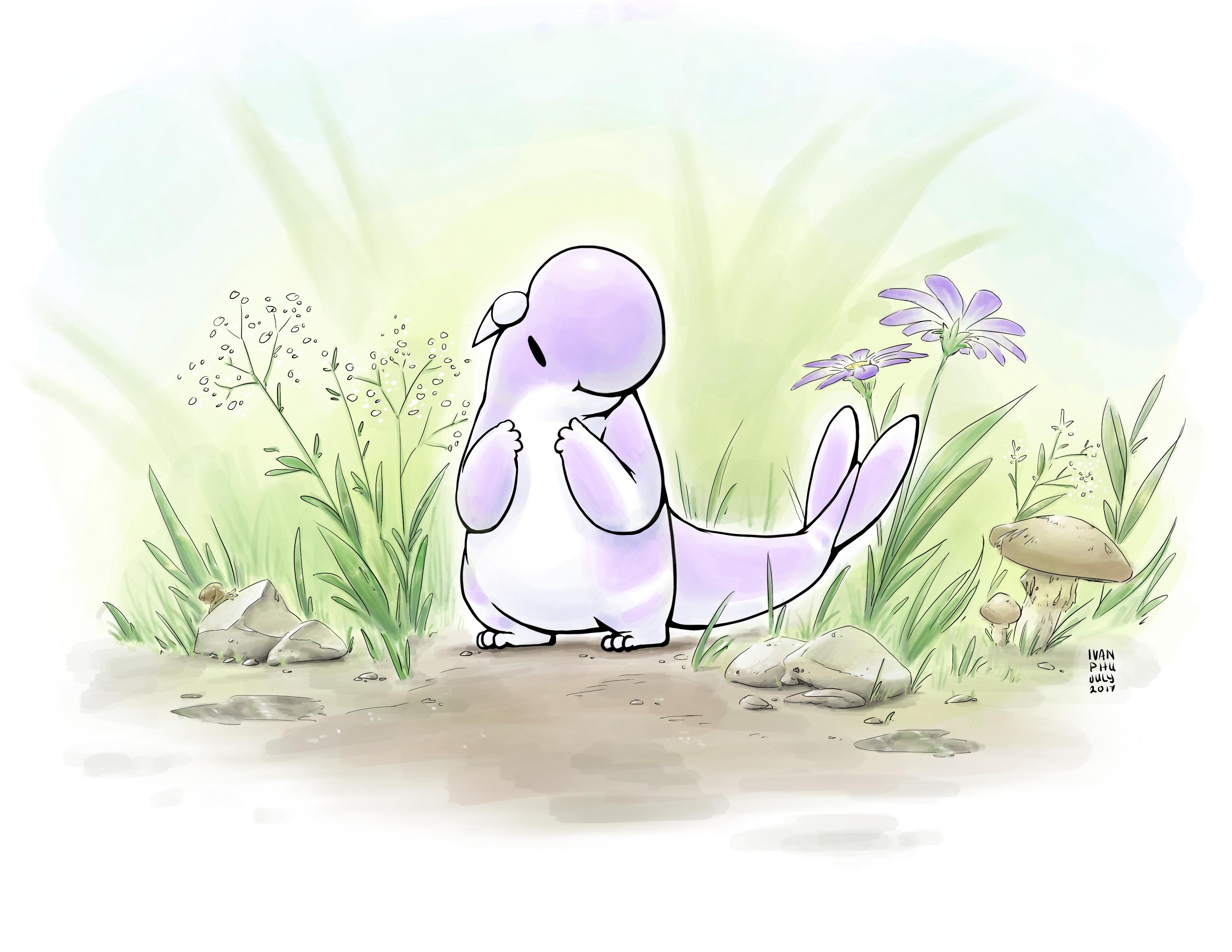 Garden moop