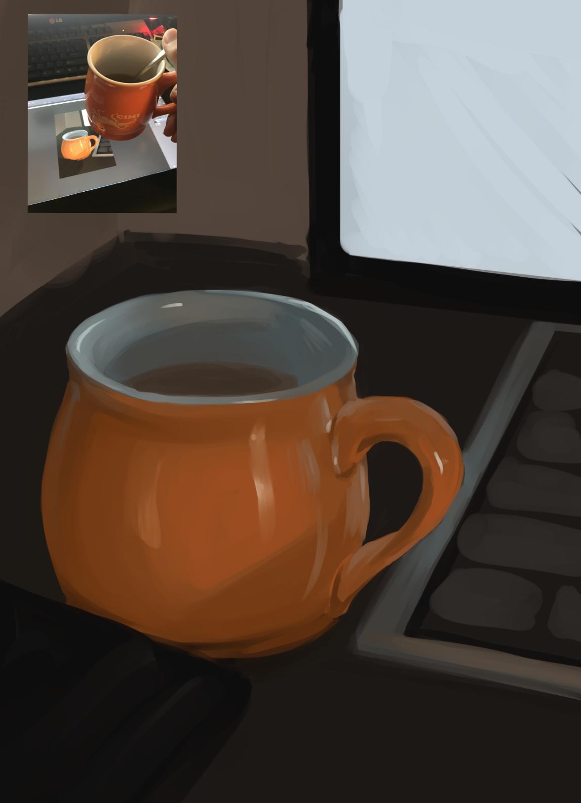 Mug Study
