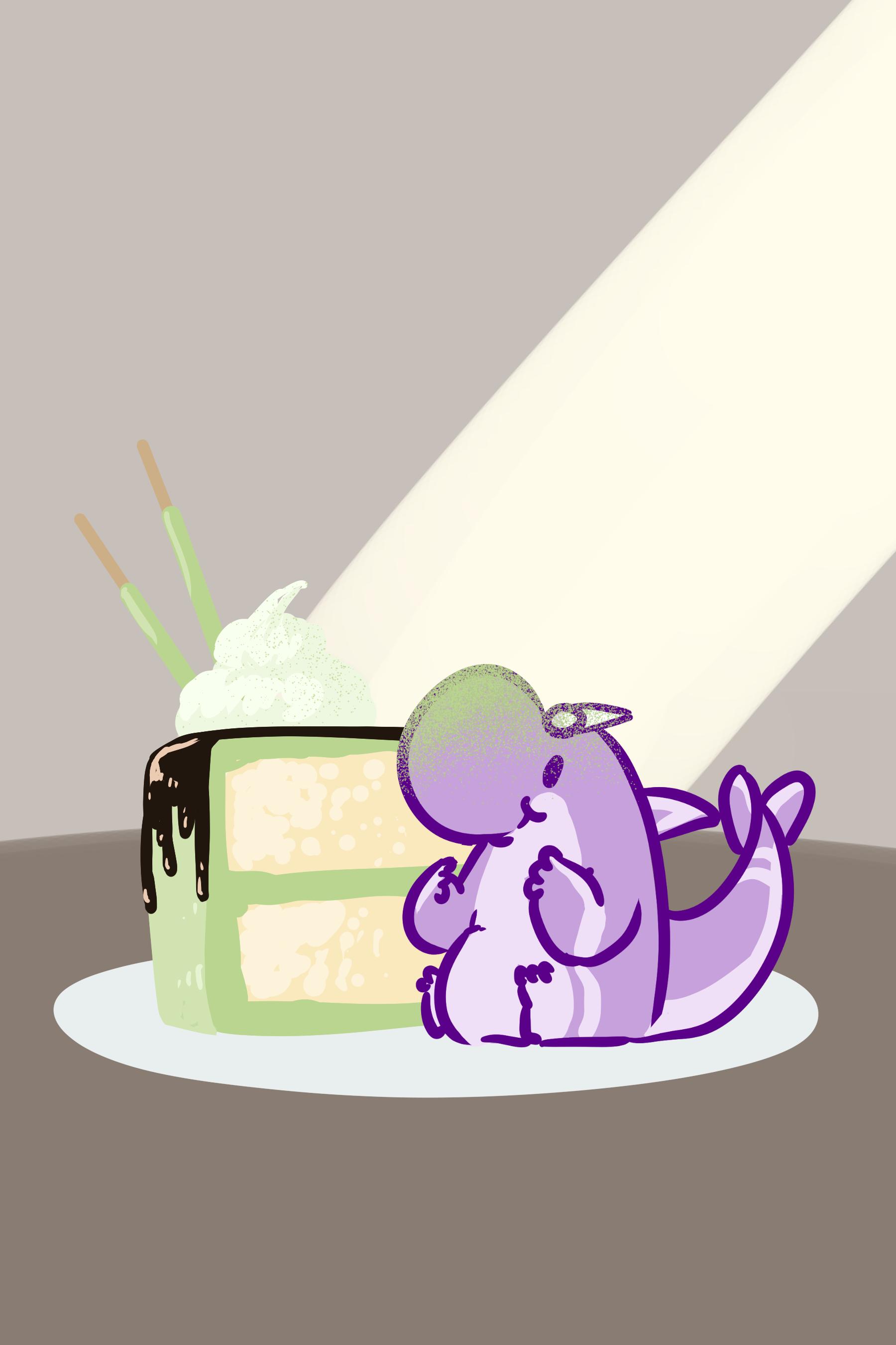 matcha moop dessert