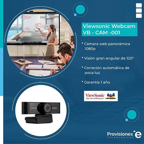 Viewsonic VBCAM001 Webcam