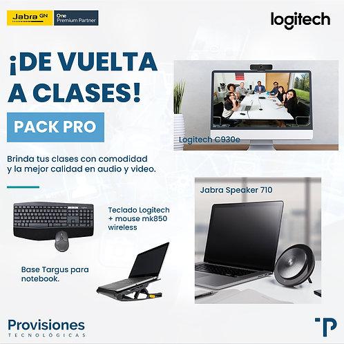 De Vuelta Clases Pro