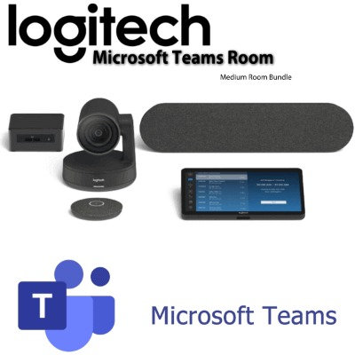 Logitech Medium Room Microsoft Teams