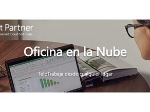 Oficina En La Nube: TeleTrabaja desde cualquier lugar