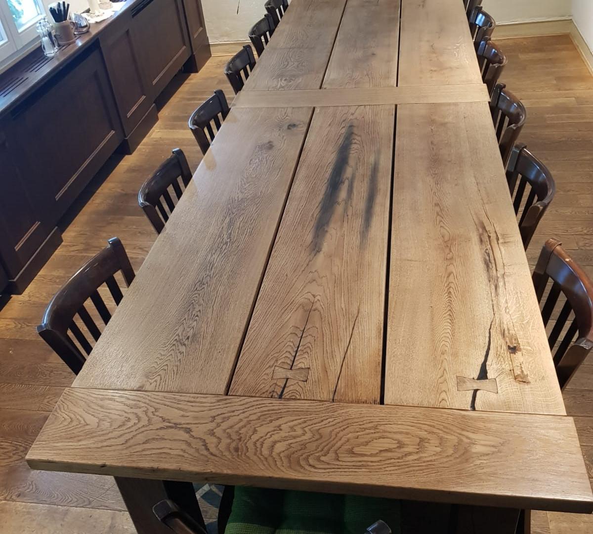Gastro Solingen Antikkonzept Tisch