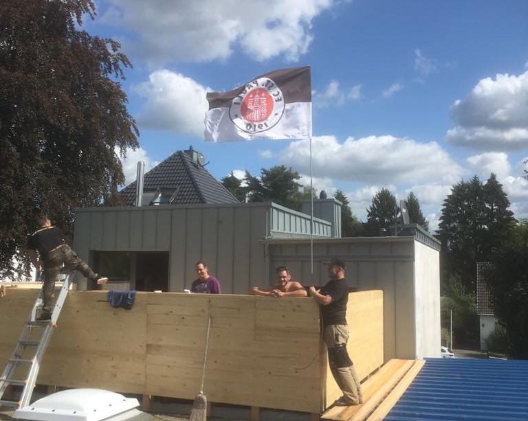 Terassenbau Projekt Solingen