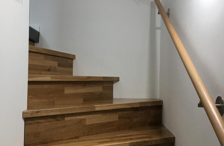 Treppe Stufenrestauration Holz