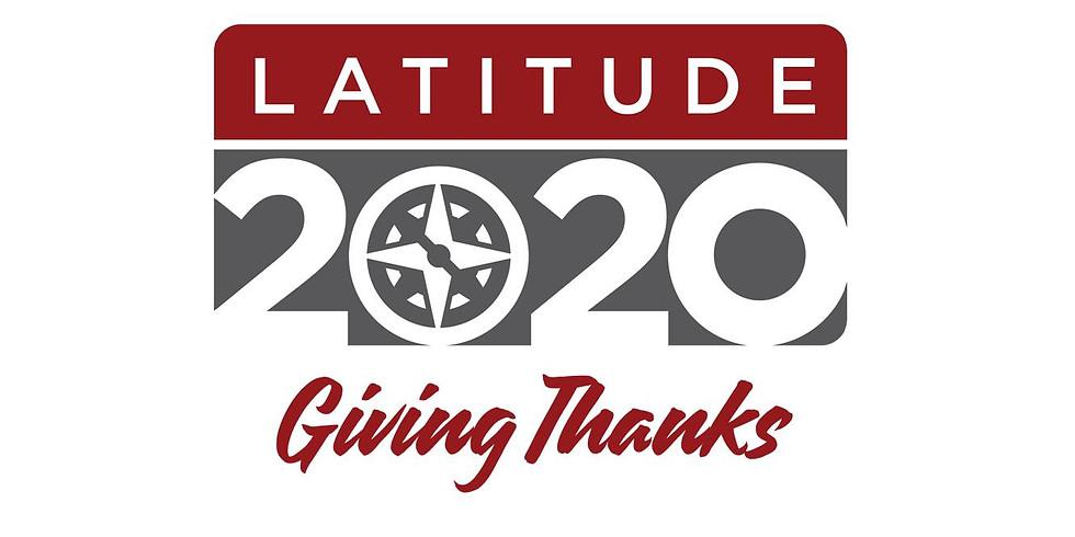 Latitude Annual Live Web Event