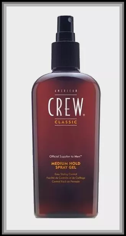 Medium Hold Spray Gel
