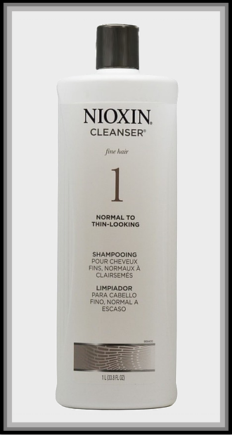 Nioxin 1 Cleanser