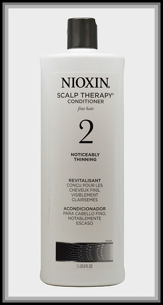Nioxin 2 Scalp Therapy Conditioner