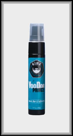 Voodoo Prince Beard,Hair&Tattoo Oil