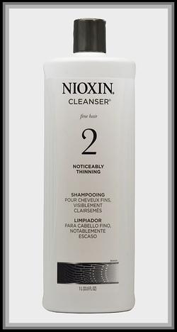 Nioxin 2 Cleanser
