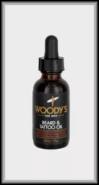 Beard & Tattoo Oil