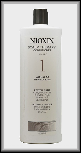 Nioxin 1 Scalp Therapy Conditioner
