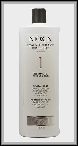 Nioxin 1 Scalp Therapy Conditioner