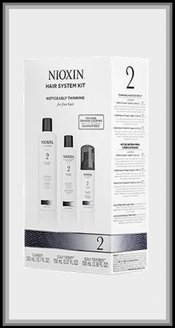 Nioxin 2 Hair System Kit