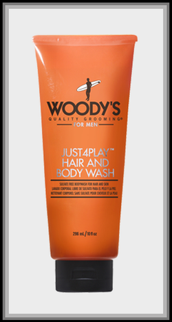 Just4Play Hair and Body Wash