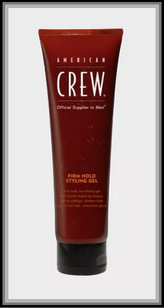 Firm Hold Styling Gel